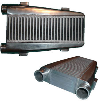 Top to Bottom Intercooler