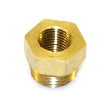 "1/8""-27 NPT Male to 5/16""-32 NPT Female Adaptor"