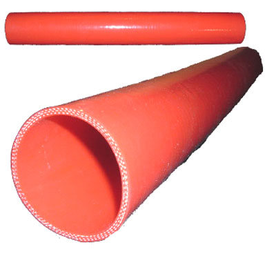 Red Silicone Hose